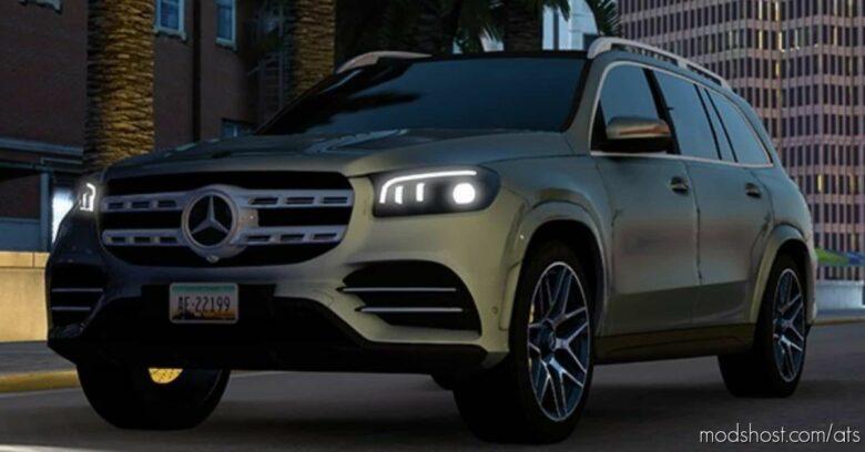 Mercedes-Benz X167 Gls-Class [1.41] for American Truck Simulator