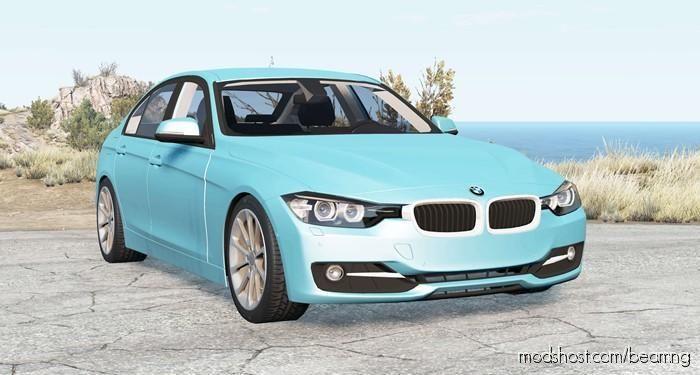 BMW 335I Sedan Sport Line (F30) 2013 for BeamNG.drive