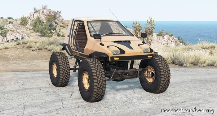 Ibishu Wigeon Monster Truck V1.0.1 for BeamNG.drive