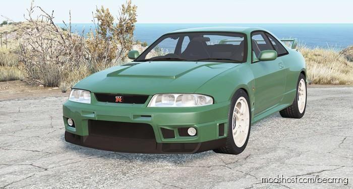 Nissan Skyline GT-R V-Spec (Bcnr33) 1995 for BeamNG.drive