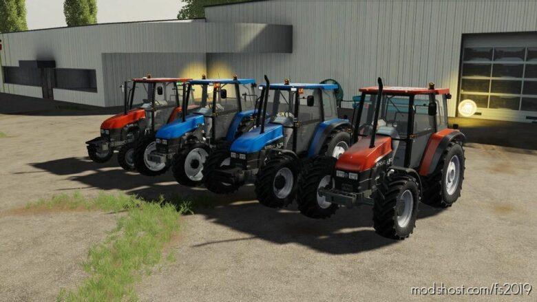Case 1455XL And Series L Sound (Prefab) V2.0 for Farming Simulator 19