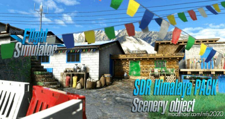 SDR Himalaya Pack for Microsoft Flight Simulator 2020