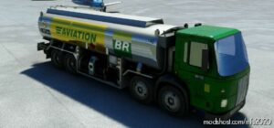 BR Aviation Fuel Truck for Microsoft Flight Simulator 2020