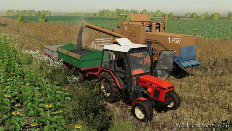 Zetor 5211 Full Sounds Pack (Prefab) for Farming Simulator 19