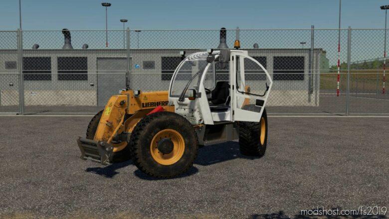 Liebherr TL 436-7 for Farming Simulator 19