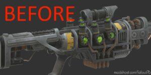 Plasma GUN Invisible Magazine FIX for Fallout 76