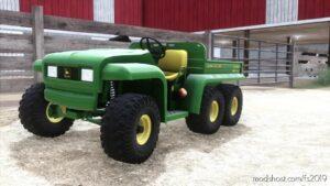 John Deere Gator Dfmep Edit for Farming Simulator 19