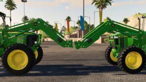 John Deere 640/740 Loader for Farming Simulator 19