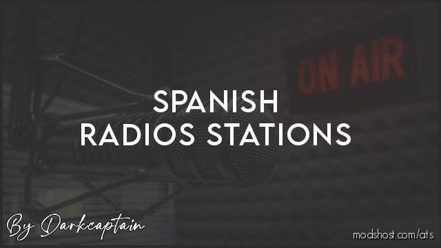 Spain Radios Stations V2.0 for American Truck Simulator