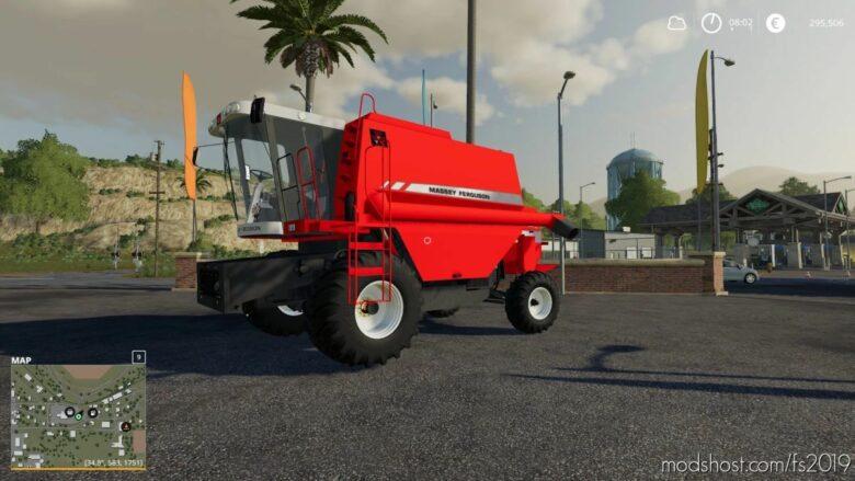 MF 32 SR for Farming Simulator 19