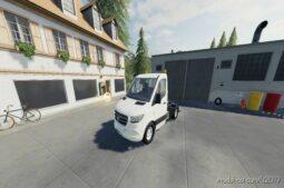 Mercedes Sprinter Vantruck for Farming Simulator 19