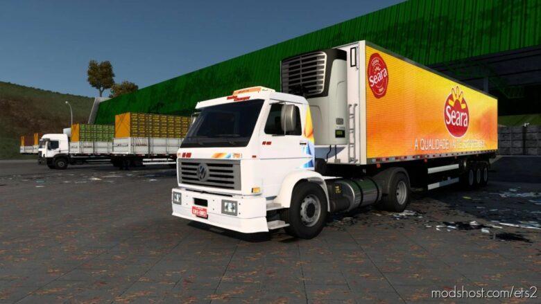 VW 35.300 [1.41.X] for Euro Truck Simulator 2