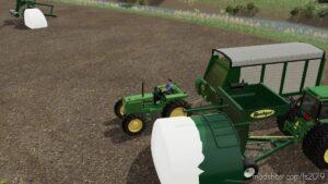 Silage Bagger for Farming Simulator 19