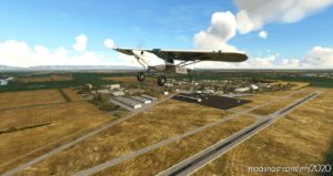 Bush Trip Calirado – Davis CA To Grand Junction, CO for Microsoft Flight Simulator 2020