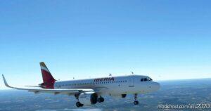 [A32NX] Iberia-Mcs for Microsoft Flight Simulator 2020