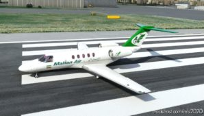 Cj4-Mahan AIR for Microsoft Flight Simulator 2020