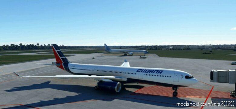 Cubana NEO, PMP Airbus A330 for Microsoft Flight Simulator 2020