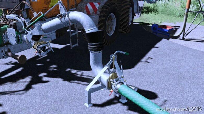 Kotte Tripod Hopper for Farming Simulator 19