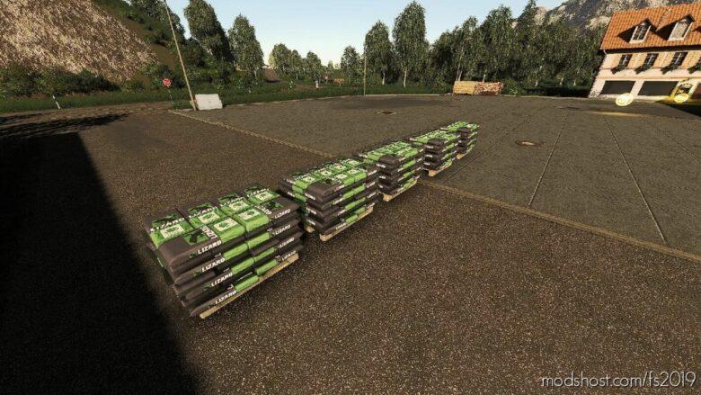 Pallet Pack for Farming Simulator 19
