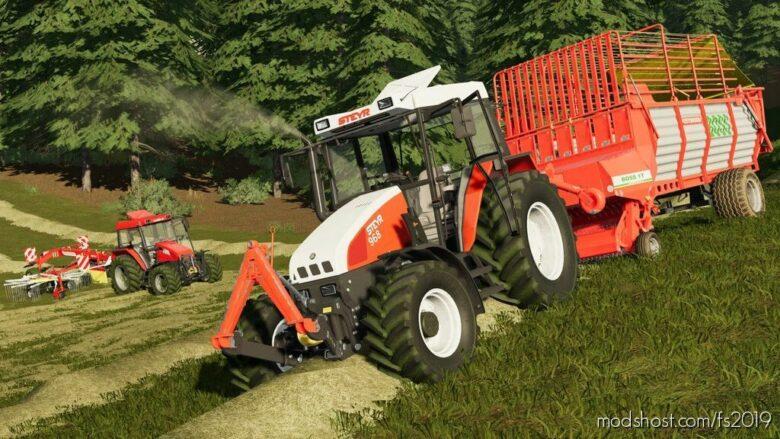 Steyr Case 900ER Series for Farming Simulator 19
