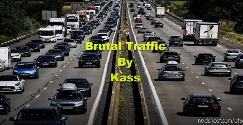 Brutal Traffic V1.7 [1.41] for American Truck Simulator