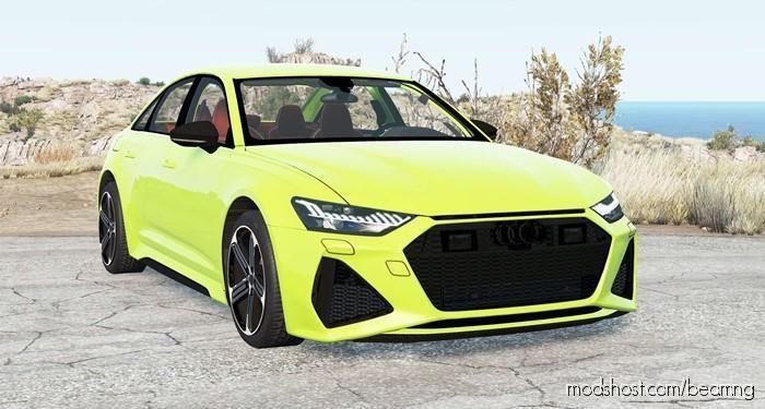Audi RS 6 Sedan (C8) 2019 for BeamNG.drive