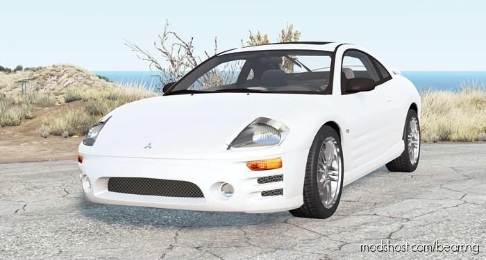 Mitsubishi Eclipse GTS 2003 V1.1 for BeamNG.drive