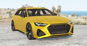 Audi RS 6 Avant (C8) 2019 V2.1 for BeamNG.drive