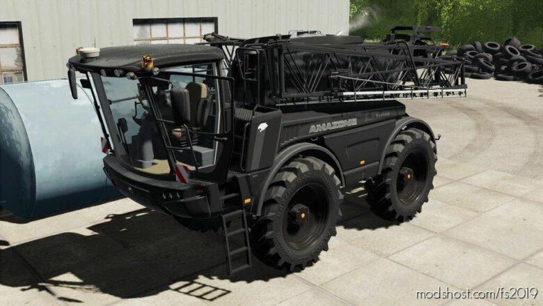 Amazone Black Pantera for Farming Simulator 19