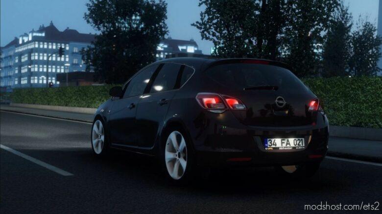 Opel Astra J [1.40 – 1.41] for Euro Truck Simulator 2