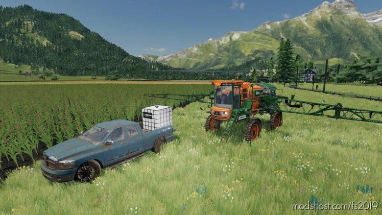 Pickup 2500 for Farming Simulator 19