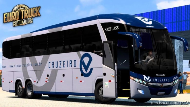 Marcopolo G7 1200 Euro 6 [1.41.X] for Euro Truck Simulator 2