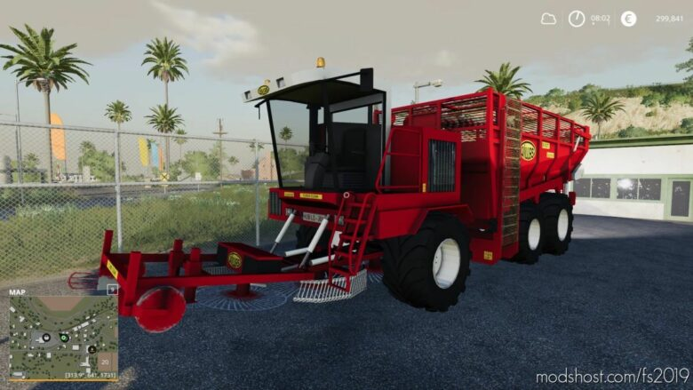 Gilles RB410T for Farming Simulator 19