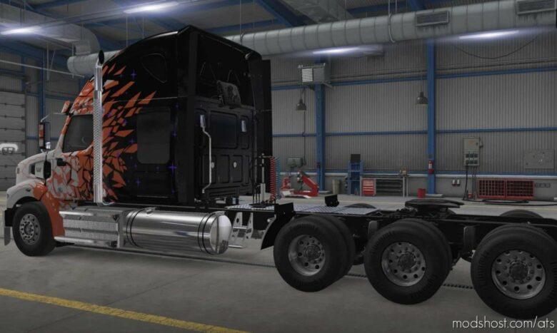 Western Star 49X TRI Drive for American Truck Simulator
