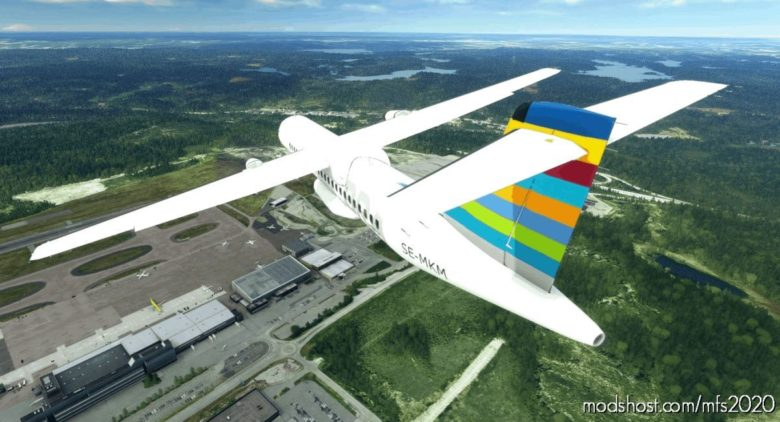 Braathens Regional Airways – ATR 72-600 [Community Version] for Microsoft Flight Simulator 2020