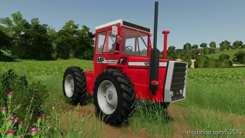 Massey Ferguson 1200 And 1250 for Farming Simulator 19