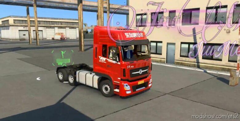 Dongfeng D7V V1.41 for Euro Truck Simulator 2