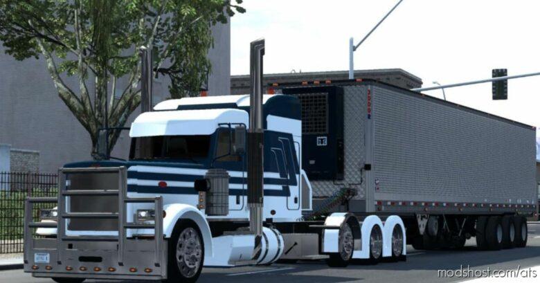 Thunderstorm Custom Peterbilt Edited Edition for American Truck Simulator