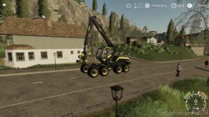 Ponsse Speed for Farming Simulator 19