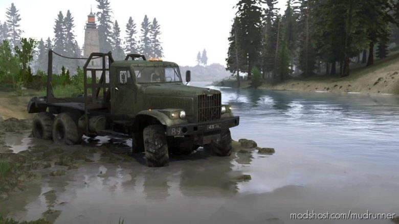 Maluha 3: MIX Map for MudRunner