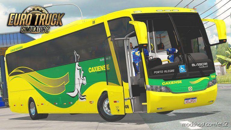 VISSTA BUSS HI & JUMBUSS 360 – [1.41.X] for Euro Truck Simulator 2