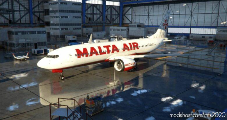 Malta AIR for Microsoft Flight Simulator 2020