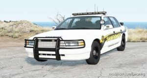 Gavril Grand Marshall Firwood County Sheriff for BeamNG.drive
