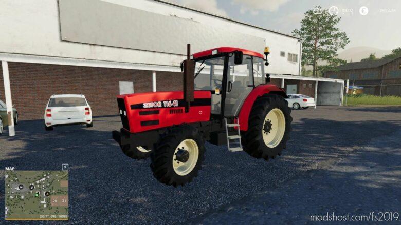 Zetor Forterra 11641 for Farming Simulator 19