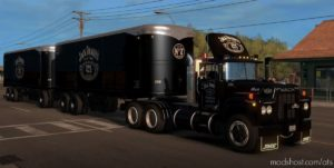 Mack R Series Truck V1.8 [1.41] for American Truck Simulator