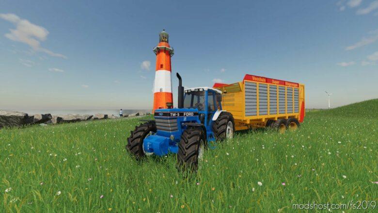 Ford Tw5+15 V2.0 for Farming Simulator 19