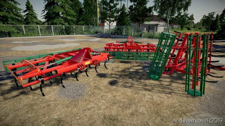 Agromasz Aps40H for Farming Simulator 19