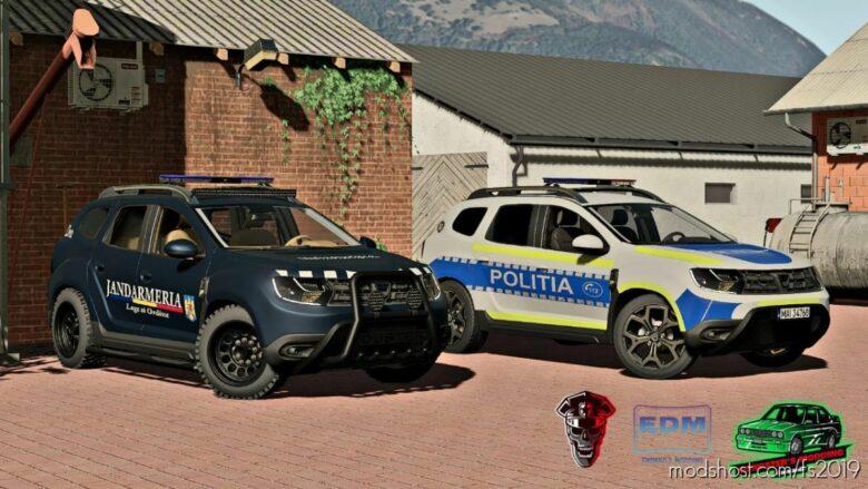 Dacia Duster 2019 for Farming Simulator 19