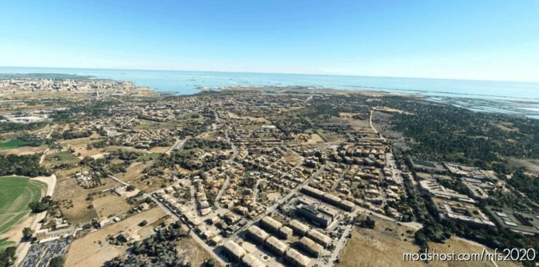 Montenegro Faro Algarve Portugal for Microsoft Flight Simulator 2020