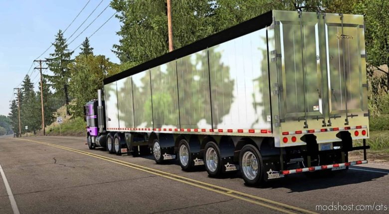 Ownable Stargate Walking Floor [1.41] for American Truck Simulator